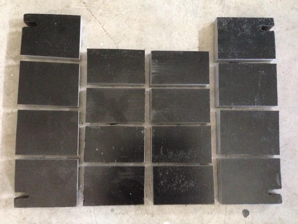 46 Steel Plate Cut